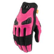 Icon Automag Ladies Gloves Pink